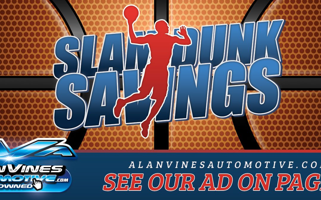 Alan Vines – Slam Dunk Savings