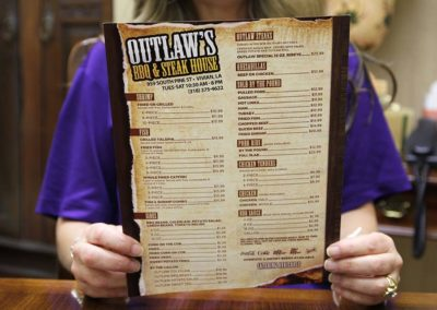 Outlaw BBQ